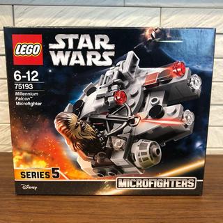 Lego - レゴ(LEGO) スター・ウォーズ ミレニアム・ファルコン 75193