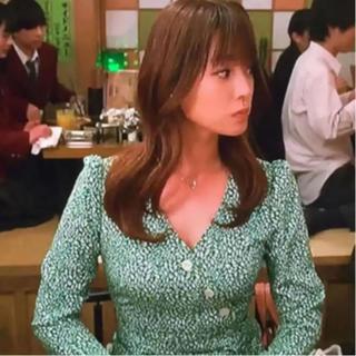 SLY - 深田恭子さんがドラマで着用していたワンピース