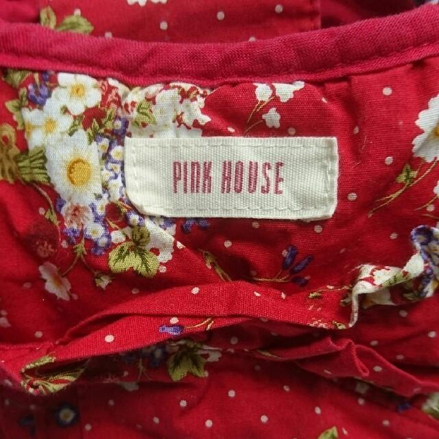 PINK HOUSE(ピンクハウス)のピンクハウス/トートバッグ レディースのバッグ(トートバッグ)の商品写真