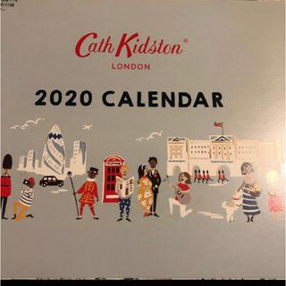 キャスキッドソン(Cath Kidston)のInRed  付録 キャスキッドソン カレンダー(カレンダー/スケジュール)