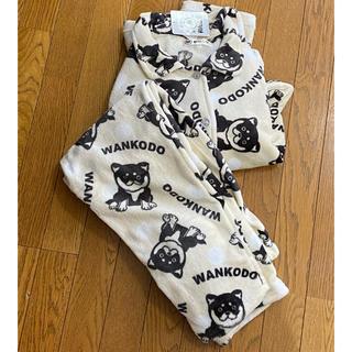 和んこ堂 黒柴印 パジャマ Lサイズ 黒柴 柴犬(パジャマ)