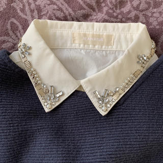 ジーナシス(JEANASIS)のJEANASIS付け襟(つけ襟)