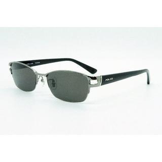 ポリス(POLICE)のPOLICE カスタムサングラス VPLB01J-568 BLACK 正規品(サングラス/メガネ)