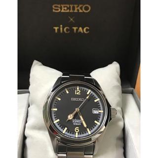 SEIKO - <極美品>SEIKO×TiCTAC 35周年コラボモデル SZSB006 自動巻
