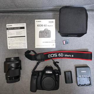 Canon - EOS 6Dmark2 SIGMA art 50mm f1.4