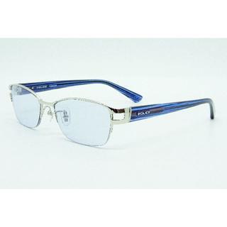 ポリス(POLICE)のPOLICE カスタムサングラス VPLB01J-579 BLUE 正規品(サングラス/メガネ)