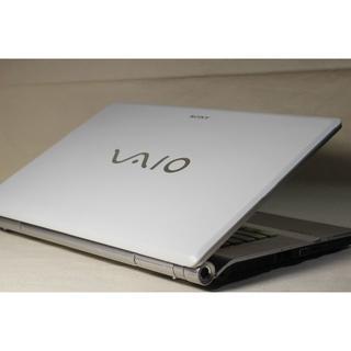 SONY - SONY   VAIO 人気のホワイト16.4インチ  SSD120