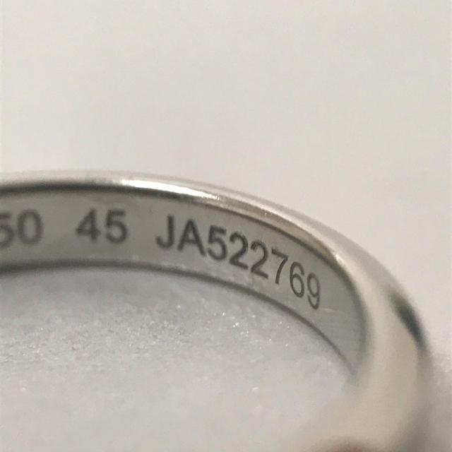 Van Cleef & Arpels(ヴァンクリーフアンドアーペル)のヴァンクリーフ&アーペル トゥージュール リング 指輪 ☆カルティエ アーカー レディースのアクセサリー(リング(指輪))の商品写真