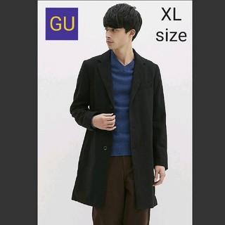 ジーユー(GU)の【M5】GU ウールブレンド チェスターコート*XL*(チェスターコート)