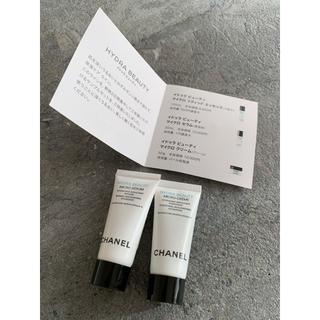 CHANEL - 【新品】CHANEL イドゥラ ビューティ マイクロ セラム・クリーム