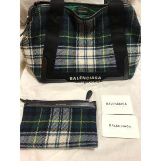 バレンシアガバッグ(BALENCIAGA BAG)のバレンシアガ カバス ウール(ハンドバッグ)