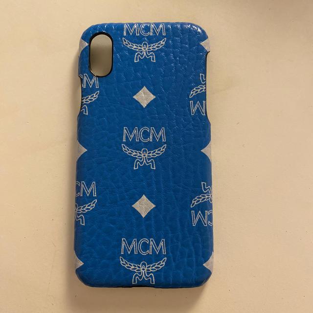 chanel iphone8plus ケース 安い | MCM - MCM iPhone Xケースの通販 by tatsuya##'s shop|エムシーエムならラクマ