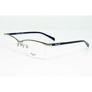 ポリス(POLICE)のPOLICE 眼鏡フレーム VPL175J-S11 チタン 国内正規品(サングラス/メガネ)