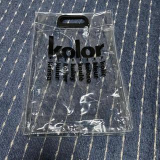 kolor - kolor  PVC トートバック ショッパー