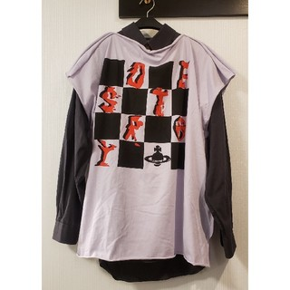Vivienne Westwood - 新品destroyスクエアTシャツworlds endヴィヴィアンウエストウッド