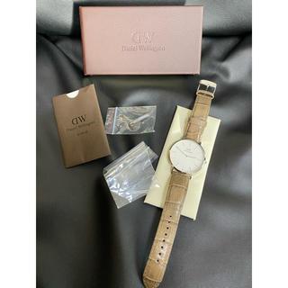 ダニエルウェリントン(Daniel Wellington)のダニエルウエリントン 腕時計 オリジナルデザイン(腕時計(アナログ))