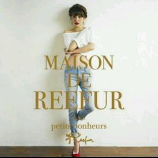 メゾンドリーファー(Maison de Reefur)の【MAISON DE REEFUR】デニムストレートスリム(デニム/ジーンズ)