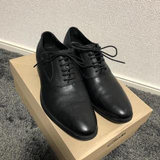 コールハーン(Cole Haan)のコールハーン COLE HAAN 黒 革靴 25cm(ドレス/ビジネス)