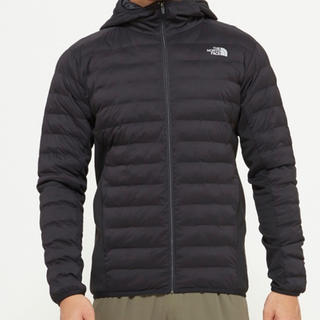 THE NORTH FACE - 新品未使用 THE NORTH FACE レッドランプロフーディ