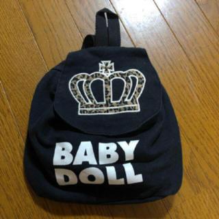 BABYDOLL - BABYDOLL☆リュック