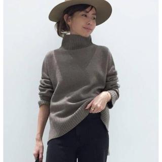 L'Appartement DEUXIEME CLASSE - 新品タグ付★L'Appartement Back Long T/N Knit