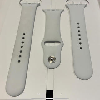 Apple Watch - (純正品) Apple Watch 44mm ホワイト