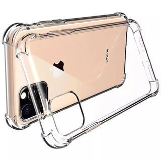 【残り在庫わずか!】iPhoneケース ソフトケース TPU素材 透明