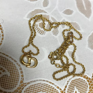 Christian Dior - Christian Dior ネックレス