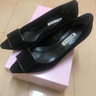 DIANA - DIANA ダイアナ 靴 パンプス ブラック