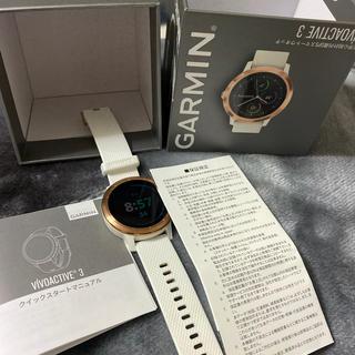 GARMIN - Garmin ガーミン Vivoactive 3  (2週間使用)