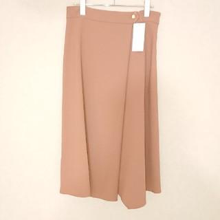 UNTITLED - 【新品未着用】タグ付 UNTITLED スカート Lサイズ