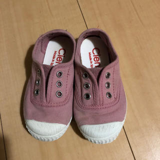 Caramel baby&child  - cienta デッキシューズ 22 13cm