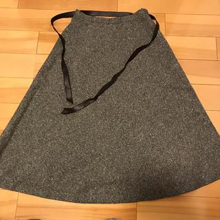 ストロベリーフィールズ(STRAWBERRY-FIELDS)のSTRAWBERRY-FIELDS スカート サイズ2 美品(ロングワンピース/マキシワンピース)