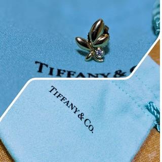 Tiffany & Co. - Tiffany オリーブリーフピアス