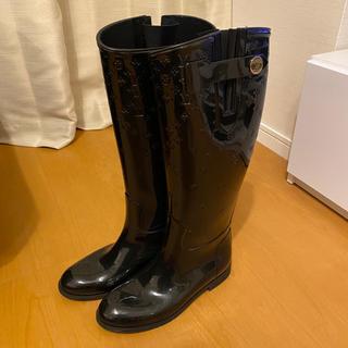 LOUIS VUITTON - louisvuitton ルイヴィトン  レインブーツ  長靴