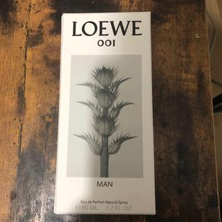 ロエベ(LOEWE)のLOEWE 001 MAN Eau de Parfum(ユニセックス)