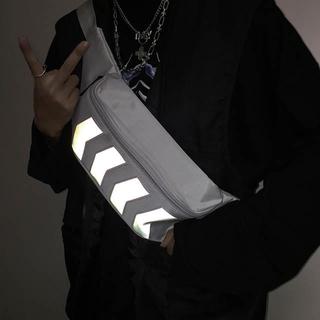 ★新品・未使用★ ウエストポーチ ショルダーバッグ ユニセックス バッグパック
