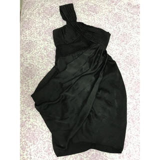 BCBGMAXAZRIA - 超お得!BCBG ドレス  結婚式  ディナー  旅行  ブラック