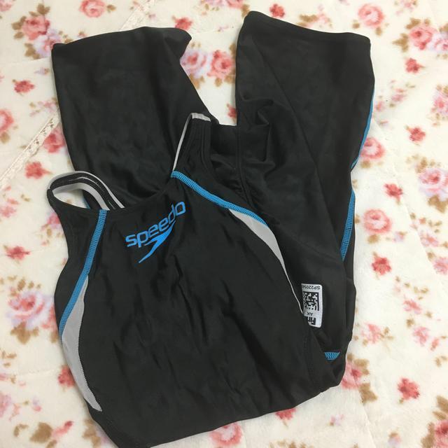 SPEEDO(スピード)のスピード 競泳用水着 キッズ/ベビー/マタニティのキッズ服男の子用(90cm~)(水着)の商品写真