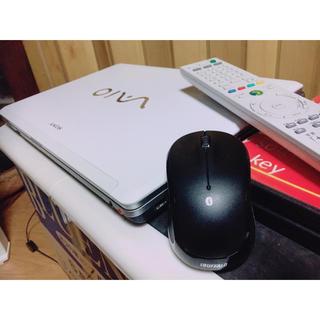 SONY - 【最新OS/Office】Blu-ray/地デジW/640GB/ワイヤレスマウス