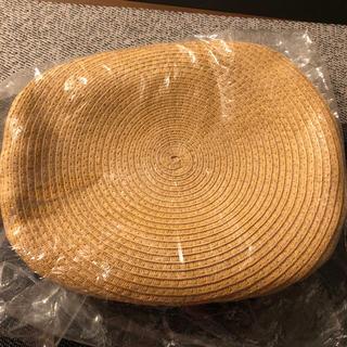 アズールバイマウジー(AZUL by moussy)の新品未開封AZULアズールザツザイ風ベレー帽(ハンチング/ベレー帽)