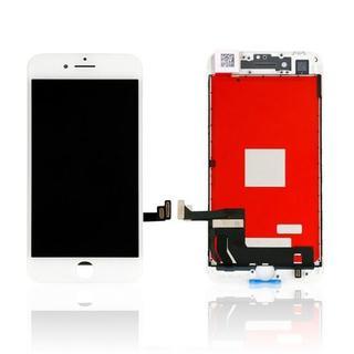 Apple - @iPhone8 高品質液晶フロントパネル 白