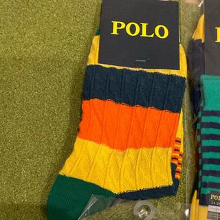 POLO RALPH LAUREN - ポロラルフローレン  靴下 24から26