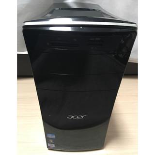 エイサー(Acer)のAcer Aspire M3970 Core i7 2600(デスクトップ型PC)