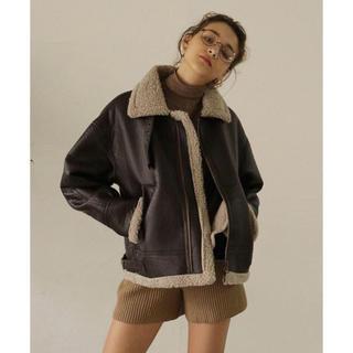 Ameri VINTAGE - Nboa mouton coat