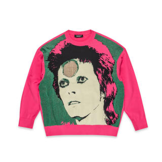 UNDERCOVER - (求)undercover david bowie knit
