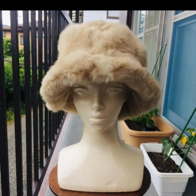 Lochie(ロキエ)のvintage far レディースの帽子(ハット)の商品写真