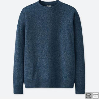 UNIQLO - UNIQLO U コットンモックネックセーター