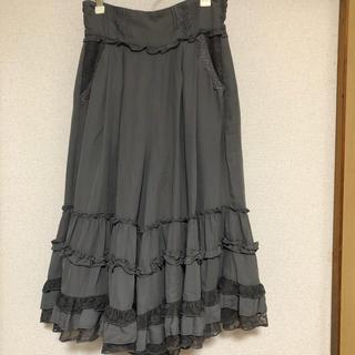 アクシーズファム(axes femme)のaxes femme キュロットスカート 未使用品(キュロット)