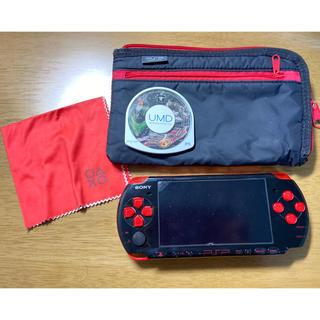 PlayStation Portable - PSP 3000 限定色 ジャンク品